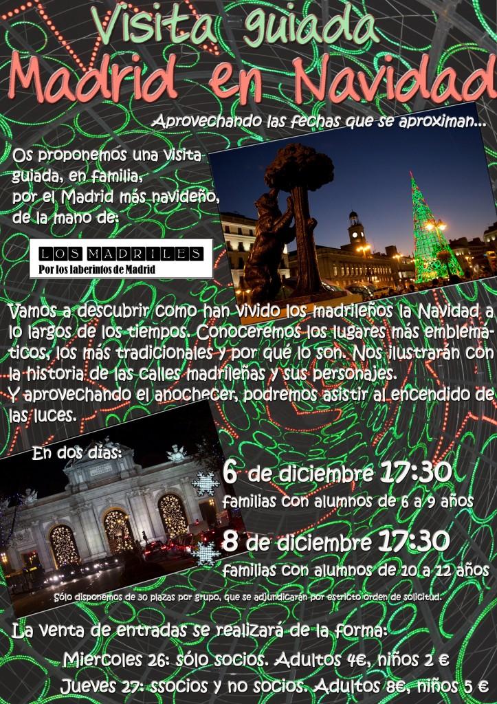 Navidad con los Madriles