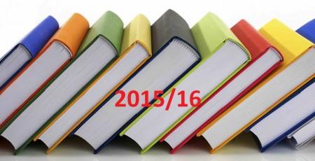Campaña de LIBROS DE TEXTO 2015/16