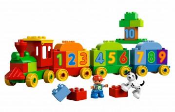 Gran recogida de juguetes